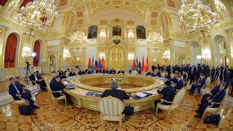 الاتحاد الأوراسي يقر في اجتماعه الأخير هذا العام حزمة وثائق اقتصادية