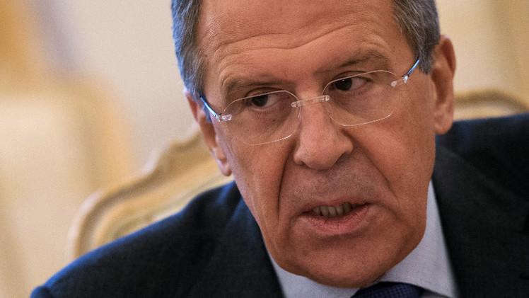 لافروف: نية أوكرانيا الانضمام إلى الناتو تصعد الوضع