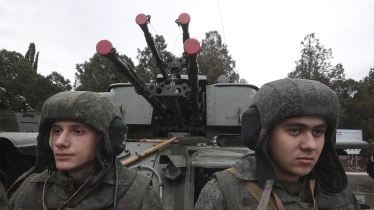 رئيس القرم: لدينا قوة عسكرية كافية لصد أي هجوم