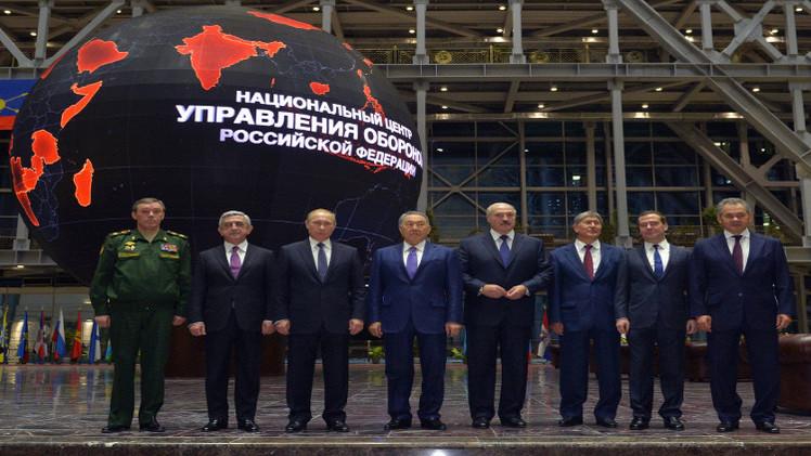 النقاط المحورية في قمة منظمة معاهدة الأمن الجماعي في موسكو