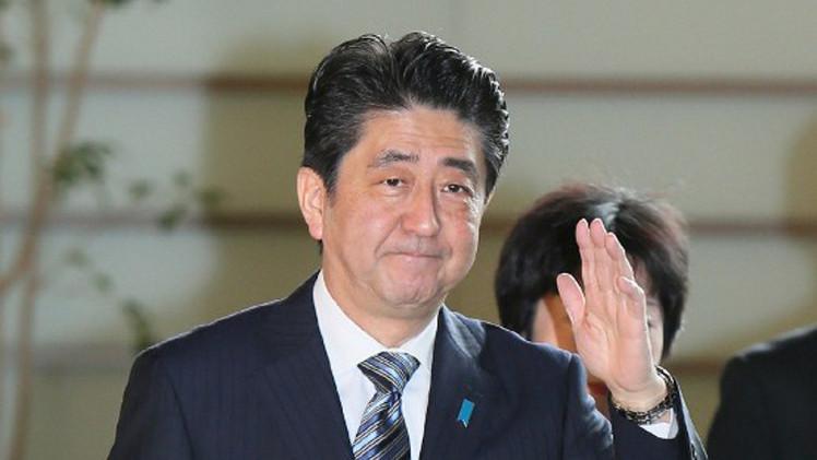 إعادة انتخاب شينزو آبي رئيسا لوزراء اليابان