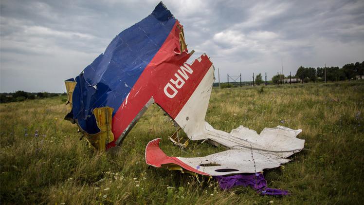خط مسير المأساة الماليزية.. كيف تحطمت MH17 فوق أوكرانيا