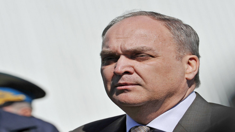 أنطونوف: للقطاع العسكري أولوية في التعاون بين روسيا ومصر