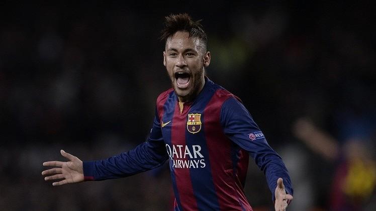 نيمار مع برشلونة حتى 2020
