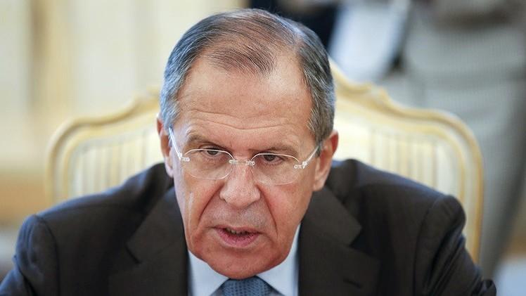 لافروف: موسكو لا تحاول فرض