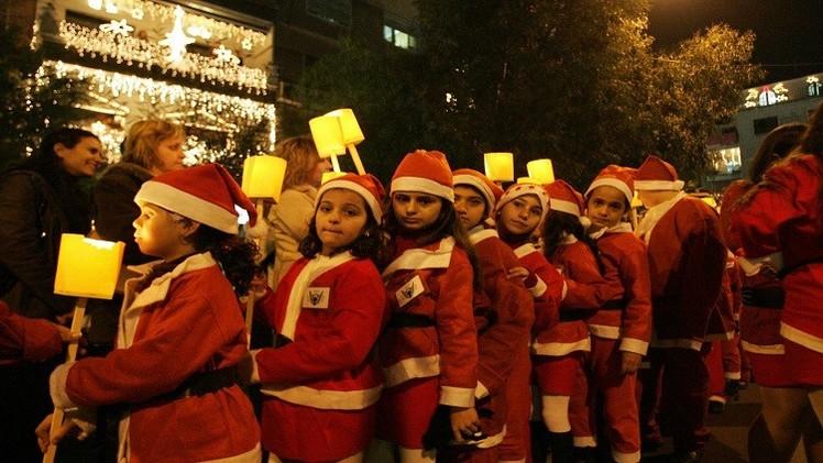 عيد الميلاد.. مسيحيو الشرق الأوسط يجهدون لاستعادة الطمأنينة