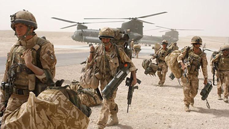 الناتو غير قادر على الاحتفاظ بقوات الرد السريع