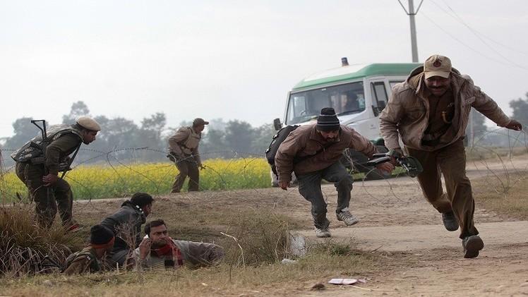 72 قتيلا حصيلة هجمات المتمردين في آسام الهندية