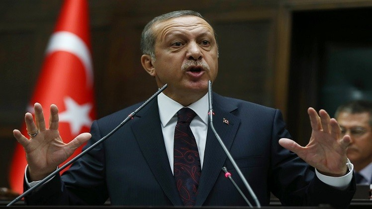 السجن لقاصر تركي أهان أردوغان