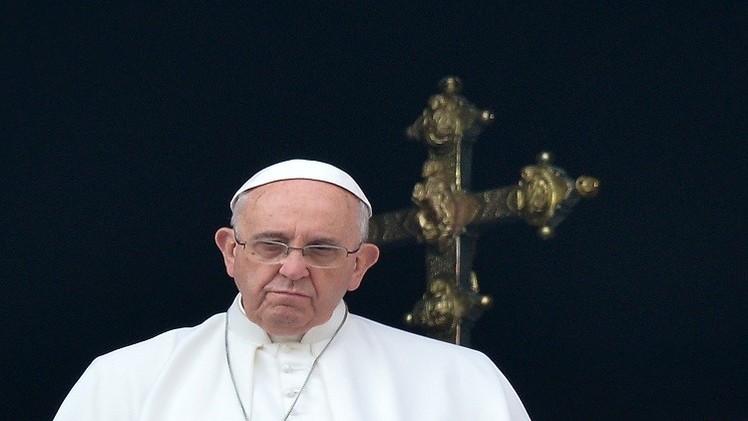البابا فرنسيس يدعو إلى إنهاء