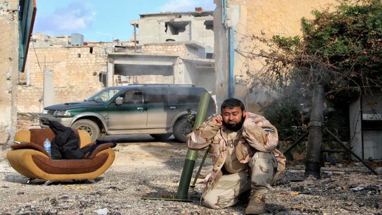 جماعات مسلحة معارضة تتوحد في حلب