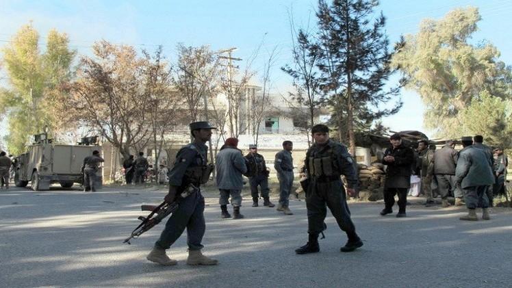 مقتل 22 مسلحا و6 شرطيين جنوب أفغانستان