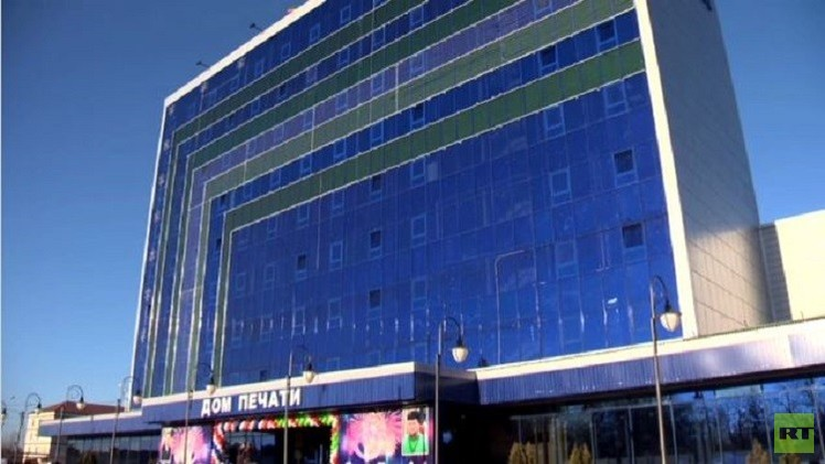 قاديروف يعيد فتح مركز غروزني الصحفي بعد الهجوم الذي تعرض له (فيديو)