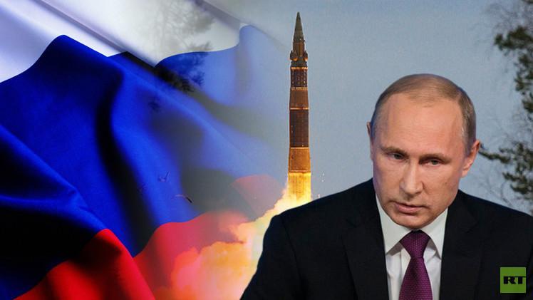 بوتين يصدق على الصيغة الجديدة للعقيدة العسكرية الروسية