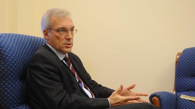 مندوب روسيا لدى الناتو: الحلف يستغل أزمة أوكرانيا لتبرير تحركاته قرب حدودنا