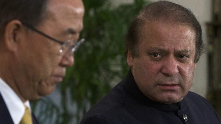 بان كي مون يناشد باكستان بالعودة إلى حظر عقوبة الإعدام