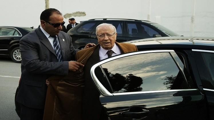 السبسي يؤدي اليمين الأربعاء المقبل رئيسا لتونس