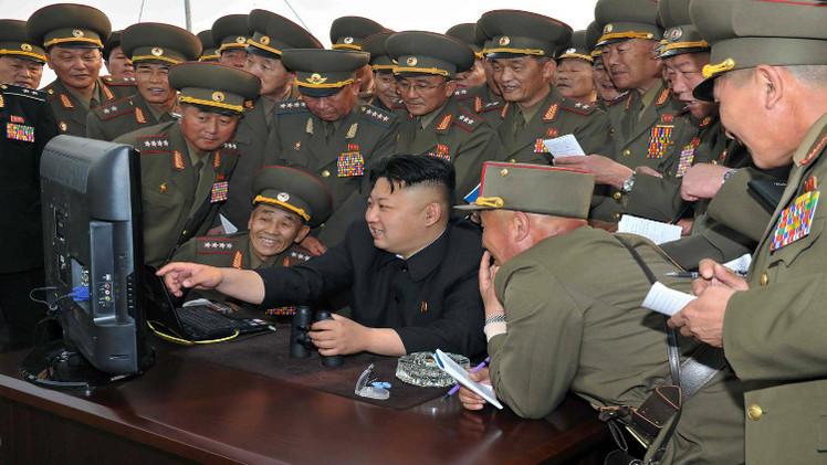 بيونغ يانغ  تتهم واشنطن بقطع الانترنت وتصف أوباما بـ