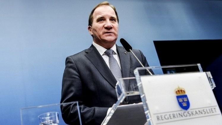 السويد.. رئيس الوزراء يتخلى عن دعوته لانتخابات مبكرة