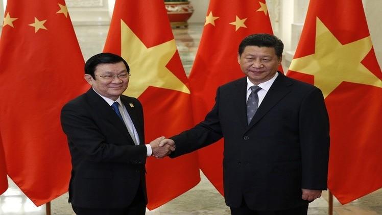 الصين وفيتنام تتفقان على تسوية النزاعات البحرية بينهما عبر الحوار