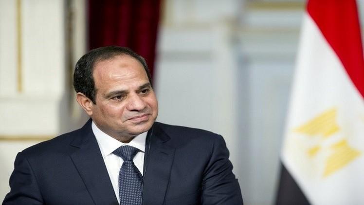 السيسي: مصر مستعدة للعب دور إيجابي في حل الأزمة السورية
