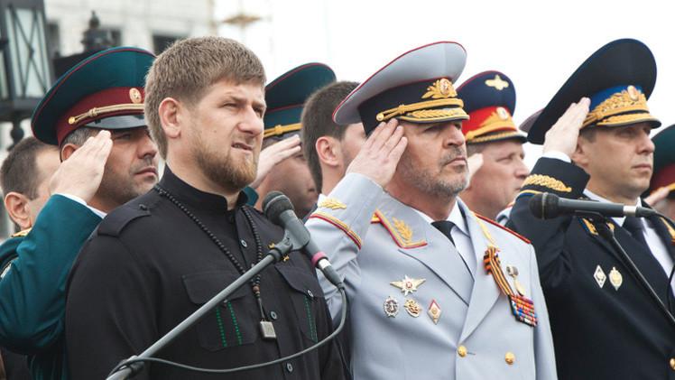قاديروف: مقاتلو الشيشان وحدات خاصة بإمرة بوتين