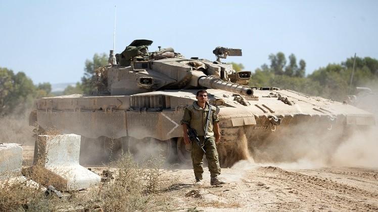 إصابات في اشتباكات بين الجيش الإسرائيلي وفلسطينيين شمال قطاع غزة