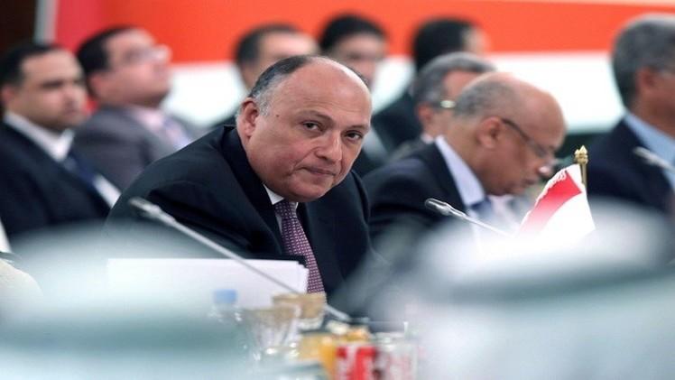 شكري: مصر لن تشغل نفسها بالرد على تصريحات تركية متناقضة