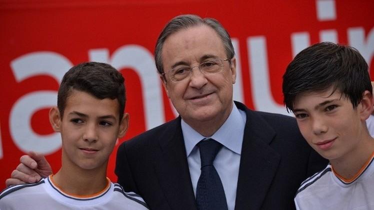 ابن زيدان يسجل على طريقة والده في الدوري الإسباني (فيديو)