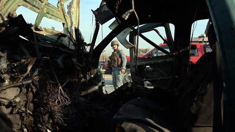 أفغانستان.. 7 قتلى بينهم طفلتان بتفجير عبوة ناسفة