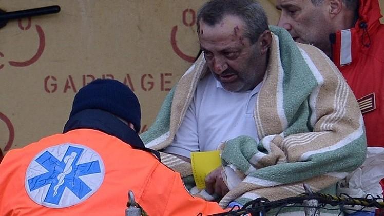 10 قتلى جراء حريق بعبارة إيطالية قبالة سواحل اليونان