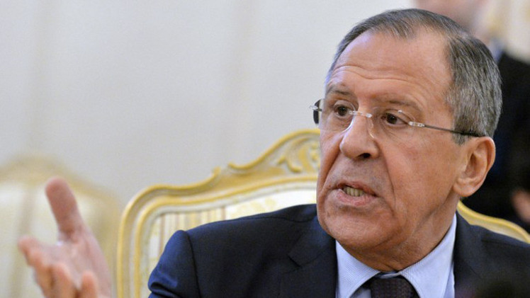 لافروف: روسيا غير معنية بالمواجهة مع الغرب