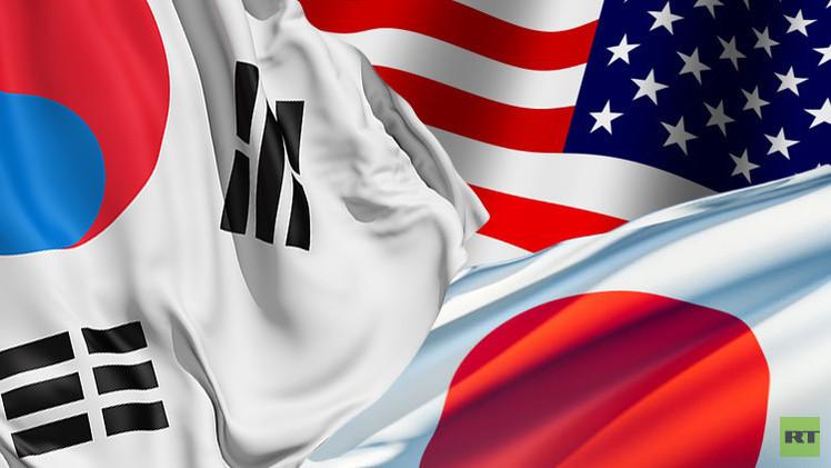 اتفاقية تعاون استخباري بين واشنطن وطوكيو وسيؤول بشأن تسلح بيونغ يانغ