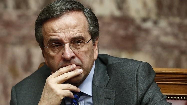 انتخابات مبكرة في اليونان في 25 يناير