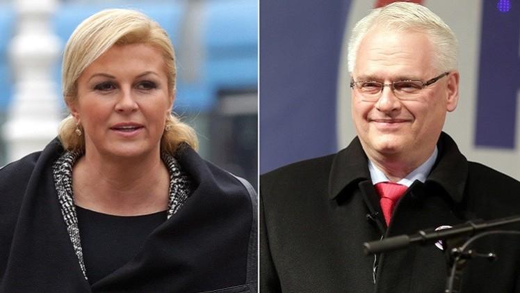 كرواتيا تدخل الجولة الثانية من الانتخابات الرئاسية