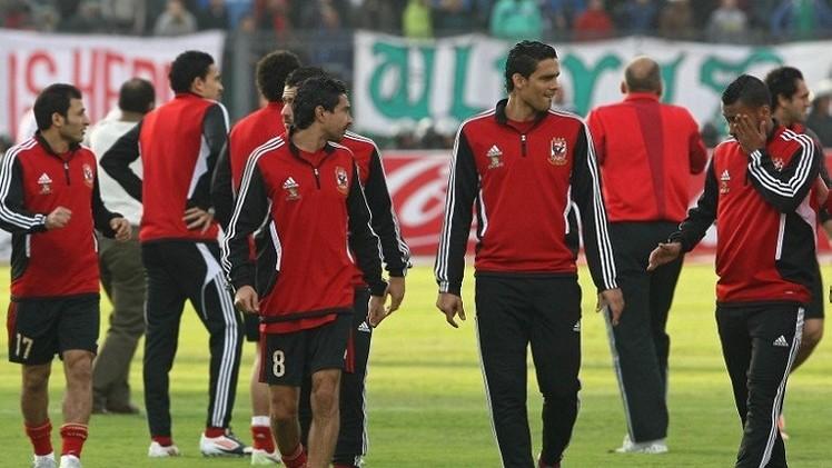 تأجيل مباراة الأهلي والمصري البورسعيدي مجددا