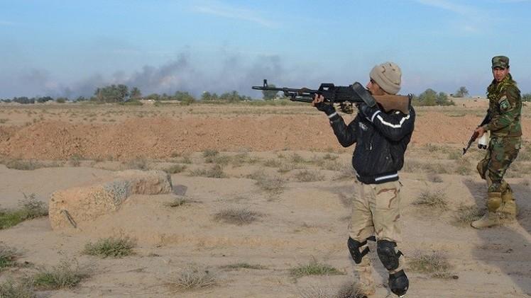 القوات العراقية تقتحم الضلوعية واكتشاف مقبرة جماعية للإيزيديين في سنجار