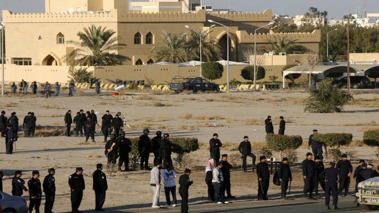 إعادة فتح السفارة السورية في الكويت
