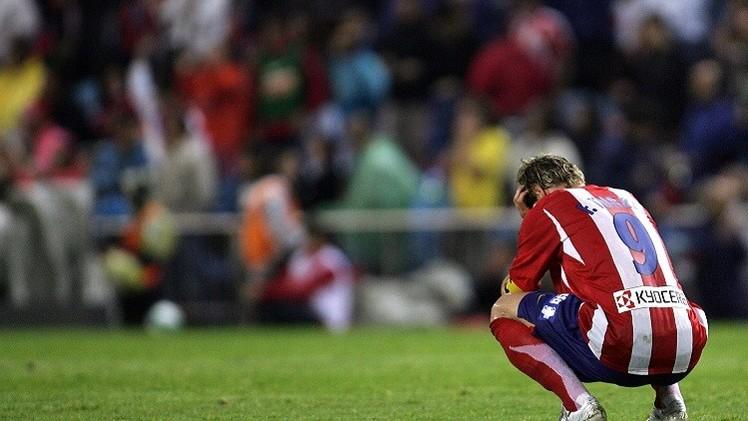 أتلتيكو مدريد رفض التوقيع مع توريس بسبب غضبه من تشيلسي
