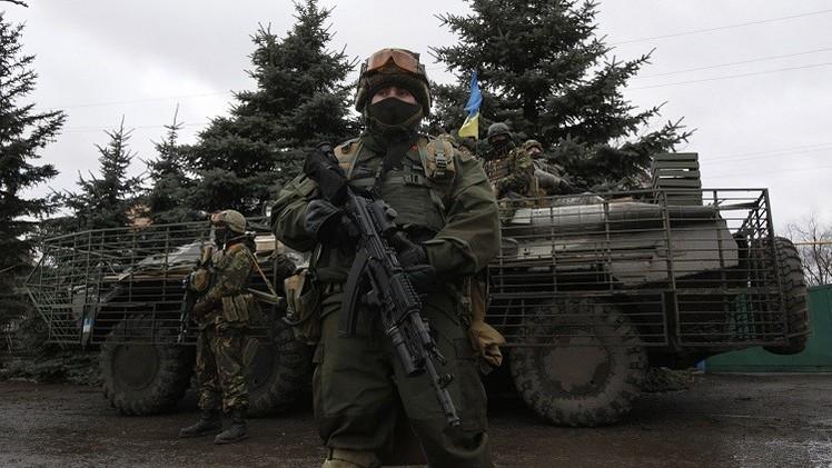 مقتل 3 جنود أوكرانيين باشتباكات في دونباس