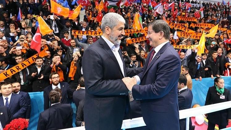 واشنطن قلقة من علاقات أنقرة مع حماس