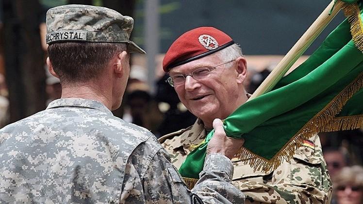 جنرال متقاعد: الجيش الألماني شارك باستهداف طالبان في أفغانستان