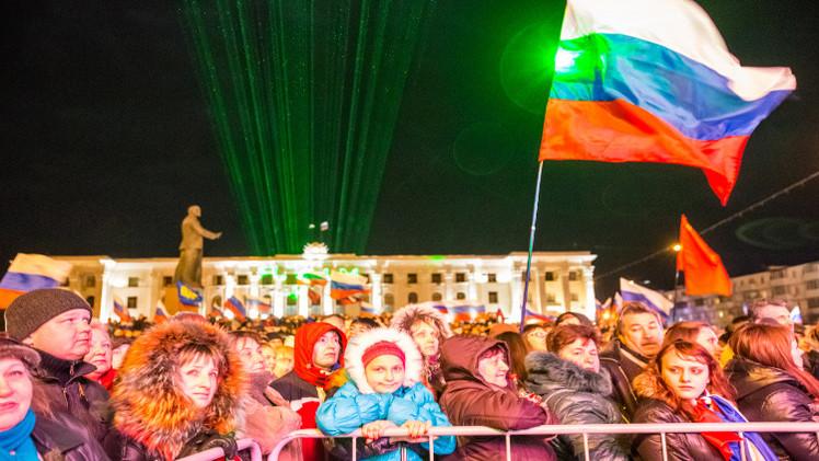 روسيا 2014.. حصاد زاخر