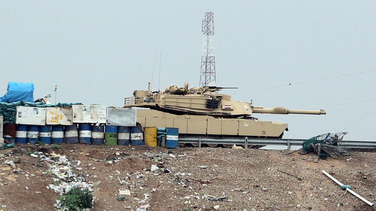 الجيش العراقي يسيطر على مناطق جنوب تكريت