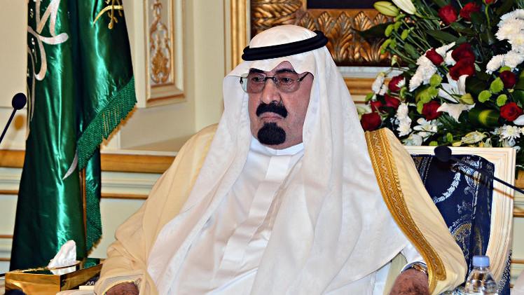 العاهل السعودي مصاب بالتهاب رئوي