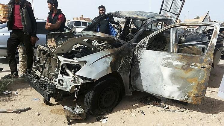 موسكو تدين الهجوم الإرهابي على مقر مجلس النواب في ليبيا