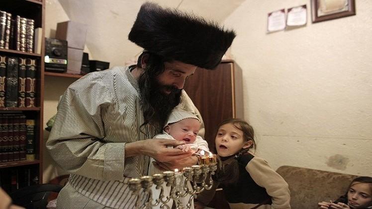 ارتفاع عدد المهاجرين اليهود إلى فلسطين التاريخية في 2014