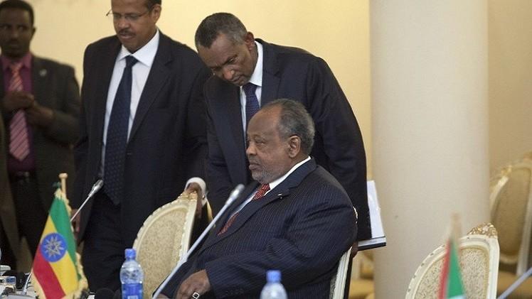 اتفاق في  جيبوتي ينهي الأزمة السياسية في البلاد