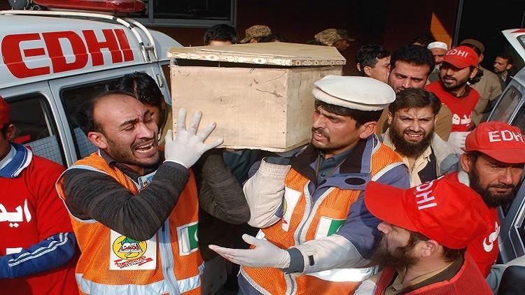 إدانة دولية واسعة للهجوم على المدرسة في باكستان