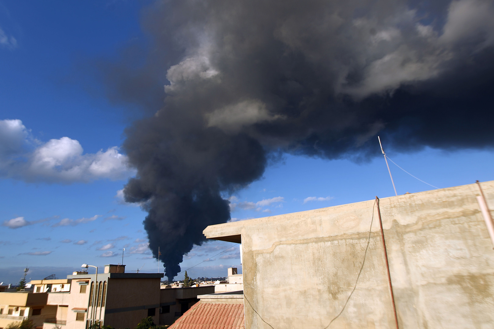 وزير الدفاع الفرنسي: جنوب ليبيا بات